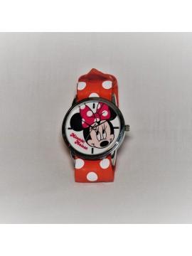 Orologio da polso per bambina Minnie