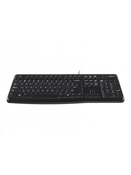 Logitech Tastiera Keyboard K120 Colore Nero