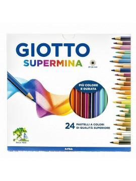 Colori a Matita Supermina Giotto